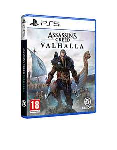 Jeu Assassin's Creed Valhalla sur PS5