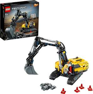 Jeu de construction Lego Technic - Pelleteuse (42121)