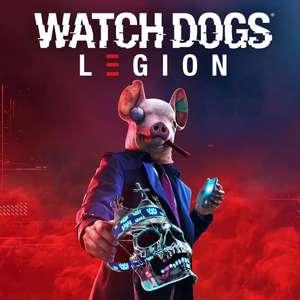 Watch Dogs : Legion jouable gratuitement du 3 au 6 Septembre sur PS4, PS5, PC et Stadia (Dématérialisé)