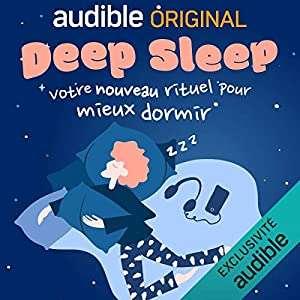 [Abonné Audible] Livre audio Deep Sleep - Audible Original offert en septembre (dématérialisé)