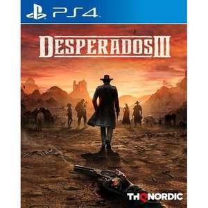 Desperados 3 sur PS4