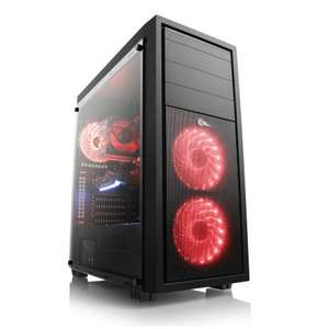 PC Gaming CSL Speed 4626 - i5-10400F, RTX 3070 Ti, 16 Go de RAM, 500 Go SSD, Alim. 700W, sans OS