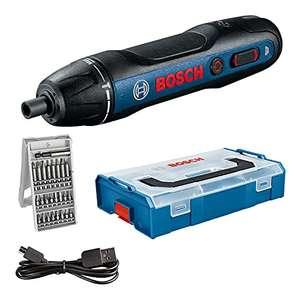 Visseuse sans-Fil Bosch Professional Go 2 + l-boxx mini + set de 25 embouts