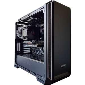 Ordinateur RueDuCommerce I ll Be Back - Ryzen 5 5600X, RTX-3070 XC3 Ultra (8 Go), 16 Go de RAM, 1 To en SSD, alim. 750 W, Windows 10