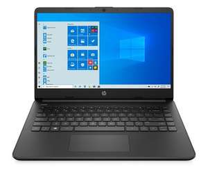 PC portable HP 14s-dq3008nf - Celeron N4500, 8 Go de RAM, 128 Go en SSD, noir