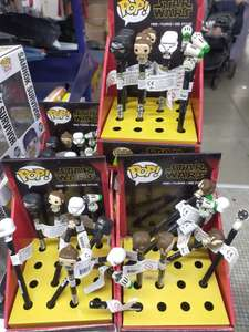 Stylos Pop! Star Wars (Nièvre 58)