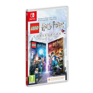 Jeu Lego Harry Potter Collection sur Nintendo Switch (Code in a Box)