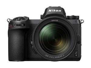 Kit appareil photo numérique Nikon Z6 (24.5 Mpix, CMOS) + objectif Z 24-70 mm f/4.0 - Paris.Images-Photo.com