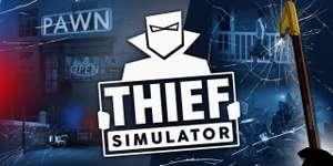 Sélection de jeux Nintendo Switch à moins de 5€ - Ex : Thief Simulator (Dématérialisé)