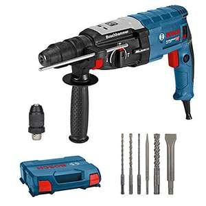 Perforateur Bosch Professional GBH 2-28 F SDS-Plus (880 W) + L-Case + 6 forets (Reconditionné - Excellent état)