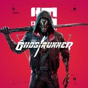 Jeu Ghostrunner sur PC (Steam/GOG), PS4, Xbox One/Series et Switch (dématérialisé)