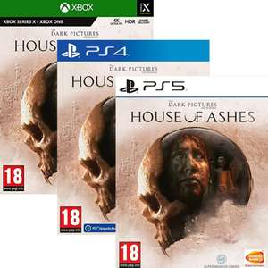 [Précommande] The Dark Pictures Anthology : House Of Ashes sur PS5, PS4 ou Xbox One / Series X