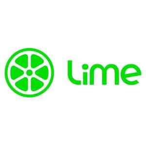 2 mois d'abonnement Lime Prime offert en payant avec N26