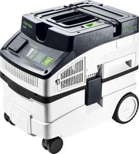 Aspirateur extracteur Festool CleanTec CT 15E