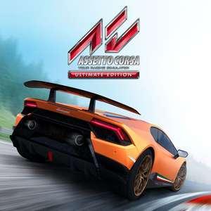Acheter Assetto Corsa Ultimate Edition sur PC (Dématérialisé)