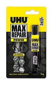 Colle de réparation UHU Max Repair - 20g