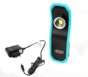 Lampe d'inspection auto LED rechargeable Ring REIL5500CRI - LED COB, 400 lumens, Blanc Neutre 4500K, Batterie 1300mAh, 20,7 x 6,7cm x 3cm