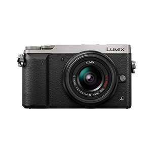 Appareil Photo Hybride Panasonic Lumix GX80N + Objectif Lumix 14-42mm