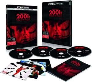 Film Blu-Ray 4K 2001 : L'Odyssée de l'espace (4K Ultra HD + Blu-Ray + DVD) + Bonus