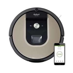 Aspirateur robot iRobot Roomba 976