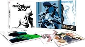 Coffret Blu-ray Cowboy Bebop L'Intégrale - Édition Limitée Collection 20ème Anniversaire (+ DVD)
