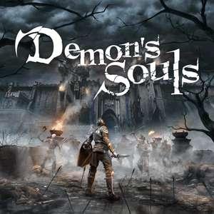 Demon's Souls sur PS5 (dématérialisé, store US)
