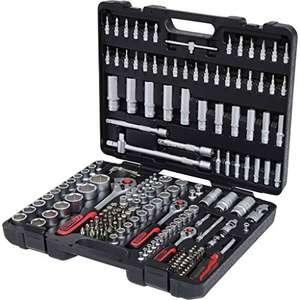 Coffret de douille KS Tools - Mallette à Outils 1/4 3/8 1/2, 179 pièces