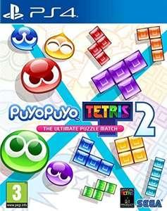 Jeu Puyo Puyo Tetris 2 sur PS4