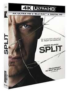 Blu-ray 4K UHD : Split