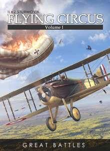 Flying Circus Volume I sur PC (Dématérialisé - il2sturmovik.com)