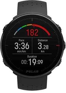 Montre connectée GPS Polar Vantage M - Noir, Taille M/L (140-210 mm)