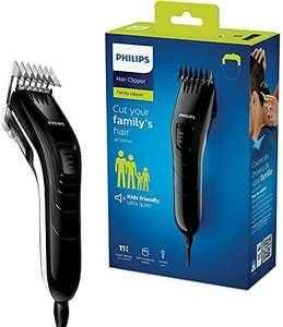 Tondeuse à cheveux filaire Philips QC5115/15 - 11 Réglages de Longueur, Lames en Inox