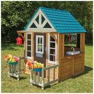 Maisonnette en bois Kidkraft Lakeside pour Enfants