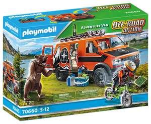 Playmobil Explorateur et van - 70660