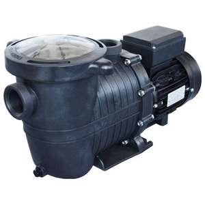 Pompe auto-amorçante 3/4 cv avec préfiltre 15m3/h (pour piscine ou bassin)