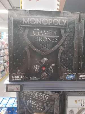 Monopoly Game of Thrones (Sélection de magasins)
