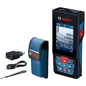 Télémètre laser Bosch Professional GLM 120 C - Caméra intégrée, Portée 50m