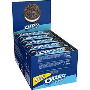 Lot de 20 paquets de 6 biscuits Oreo (ou 7,45€ via Abonnement)