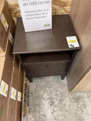 Table chevet Idanäs - Ikea Pacé (35)