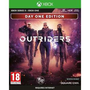 Jeu Outriders sur Xbox One / Series