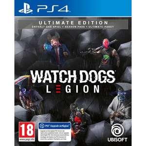 Jeu Watch Dogs Legion : Ultimate édition sur PS4 (Frontaliers Suisse)