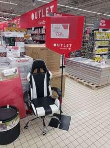 Chaise de bureau Subsonic - Carrefour grand place à Échirolles (38)