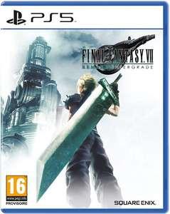Jeu Final Fantasy VII Remake Intergrade sur PS5