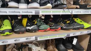 Sélection de chaussures de vélo en promotion - Ex : Northwave en Gore-tex (Parthenay 79)