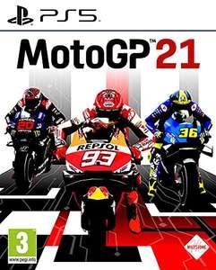 Moto GP 21 sur PS5