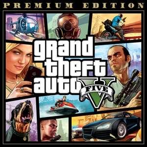 Bundle Grand Theft Auto V : Édition Premium sur PS4 (Dématérialisé)