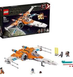 Jouet Lego Star Wars - (75273) - Le chasseur X-wing de Poe Dameron
