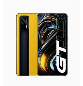 "Smartphone 6.43"" Realme GT - AMOLED 120 Hz, 5G, Snapdragon 888, 8 Go de RAM, 128 Go de stockage"