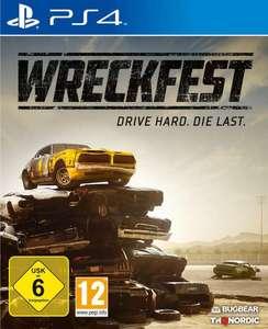 Jeu Wreckfest sur PS4