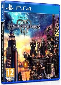 Kingdom Hearts 3 sur PS4 (Vendeur Tiers)